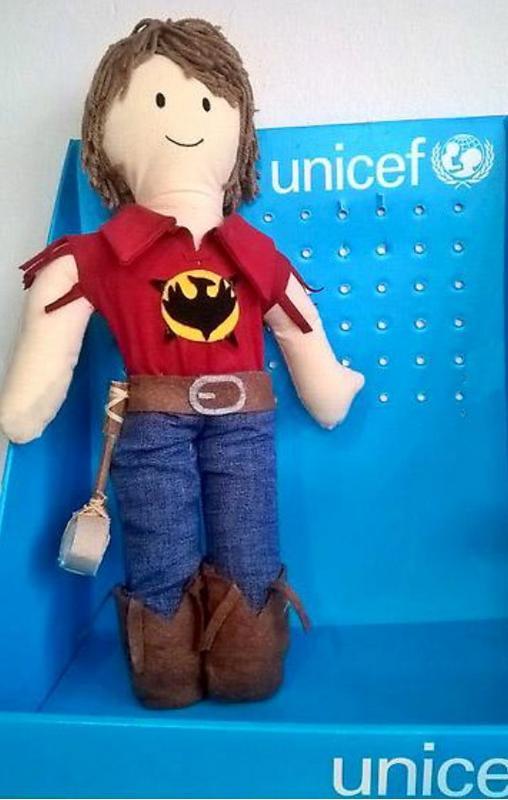 La Pigotta UNICEF di Zagor Pigotta