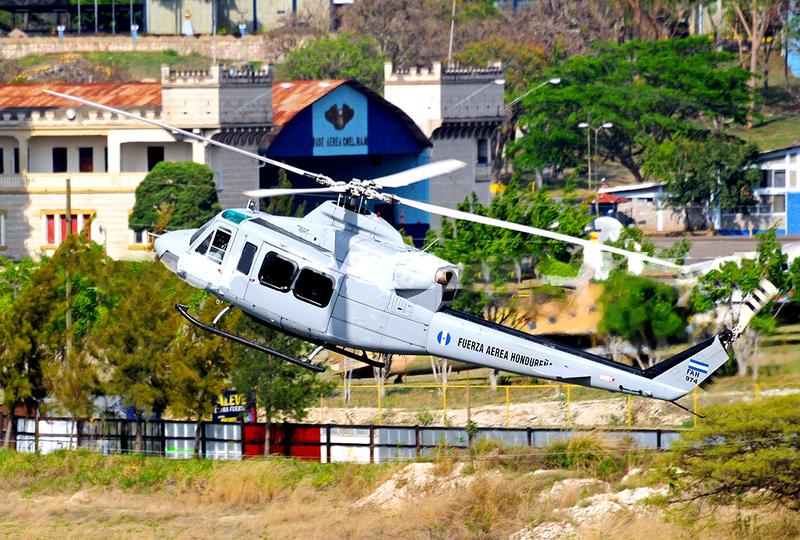 Fotos y videos de las FFAA de Honduras y equipos de los Bomberos 4064707