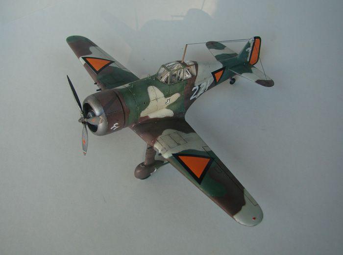 Fokker D.XXI, MPM, 1/72 DSC04176