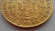 8 Escudos  1809 Santiago  Busto Almirante IMAG1996
