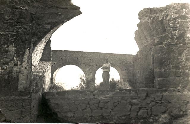 Bronce de Lascut - Historia gaditana en el Louvre Puente_romano_1