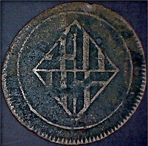 1/2 quarto 1811. José Napoleón. Barcelona Image