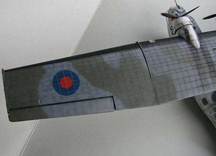PBY-5A Catalina, REBUILD ,Airfix, 1/72 DSC04313