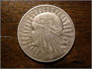 10 Zlotych. Polonia. 1932 P6140271
