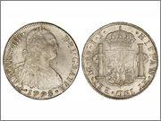 AYUDA, compra moneda 8 reales Carlos IV 0862q