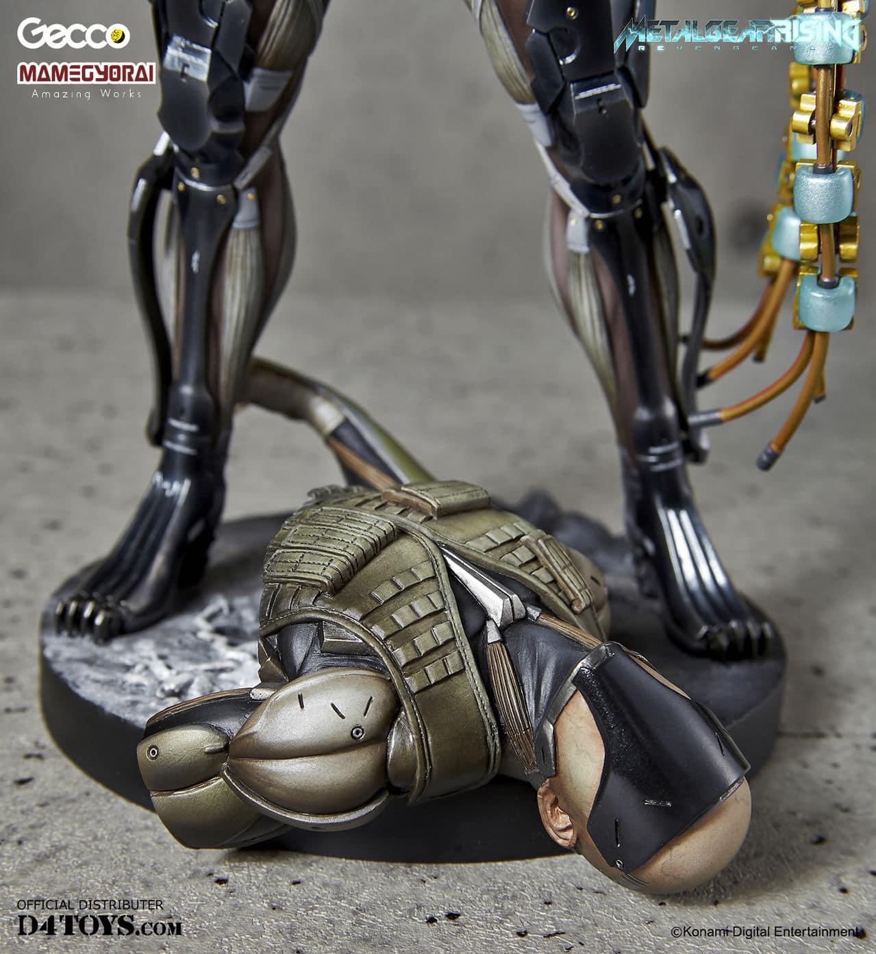 [Gecco,  Mamegyorai] Metal Gear Rising: Revengeance - RAIDEN White Armor 1/6 - SDCC2015 Exclusive - Página 2 D4_019
