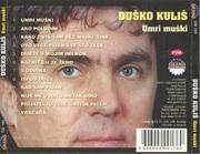 Dusko Kulis - Diskografija Kulis_za