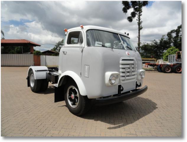 Vintage camion in vendita in Brasile FNM_2