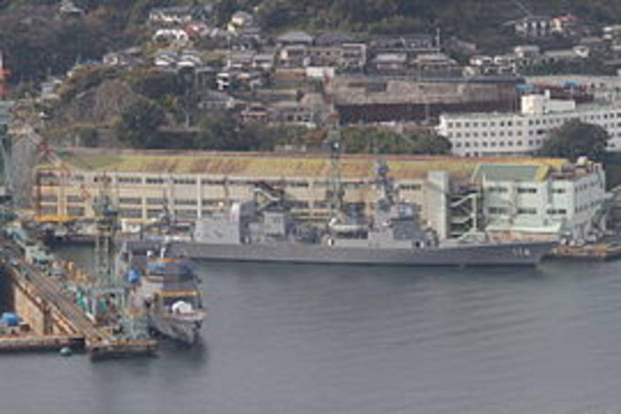 Destructor Clase Akizuki 19DD - Diseño stealth y respaldo a buques Aegis y Portahelos Hyuga DD_116_Teruduki_DD117_Suzutuki