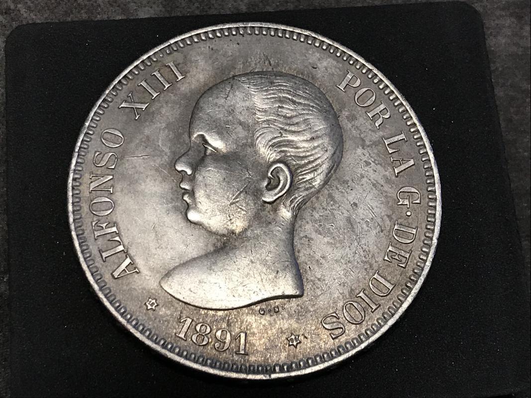 5 Pesetas 1891. Alfonso XIII 5_A8253_E0-382_E-4_D49-_AF4_E-9_B83_D1_C4_AB4_F