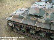 Советский тяжелый танк КВ-1, ЛКЗ, июль 1941г., Panssarimuseo, Parola, Finland  -1_-305