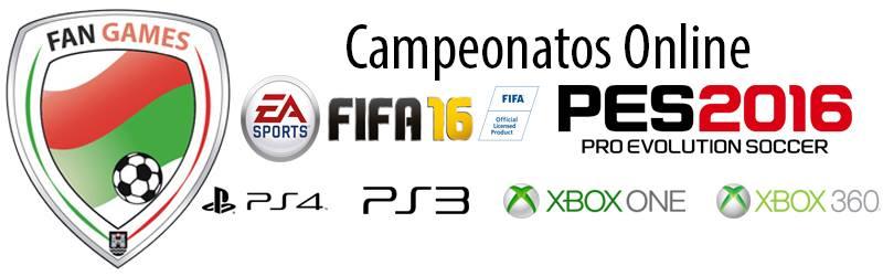 Fan Games Campeonatos Digitais