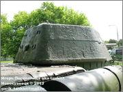 Советский средний танк Т-34, музей Polskiej Techniki Wojskowej - Fort IX Czerniakowski, Warszawa, Polska 34_054