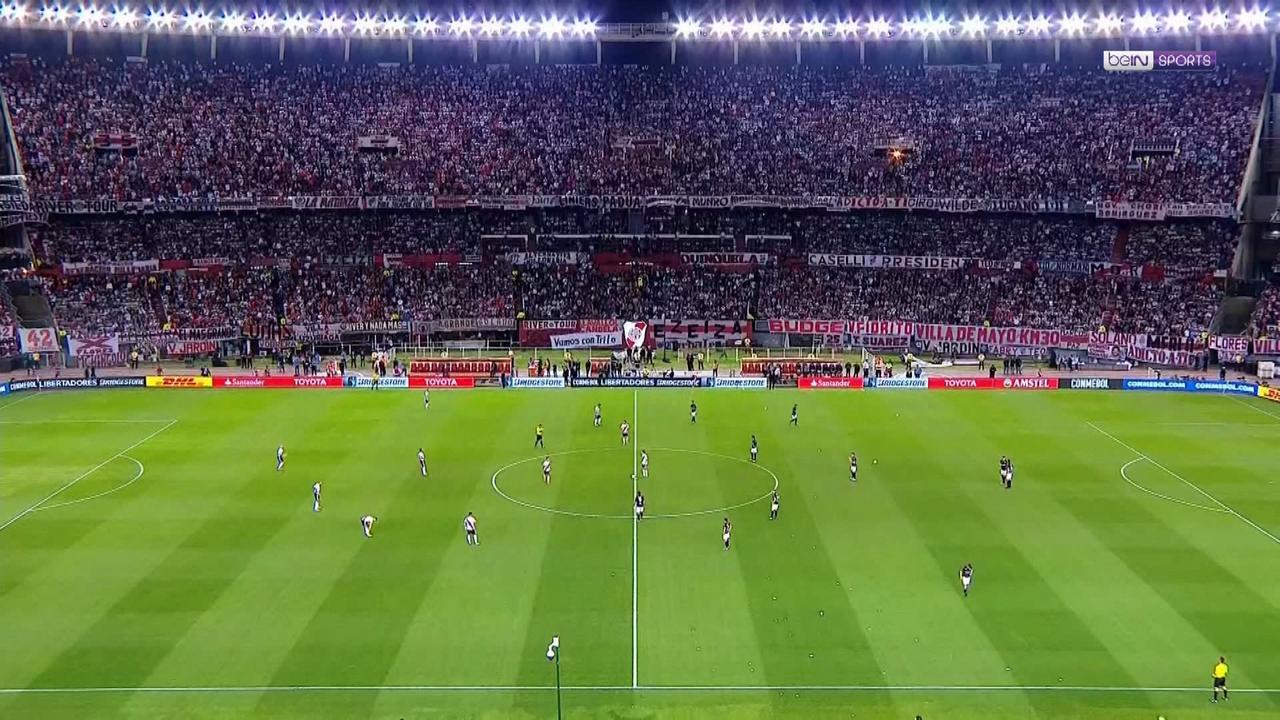 Copa Libertadores 2017 - Semifinal - Ida - River Plate Vs. Lanús (1080i) (Castellano)  Image
