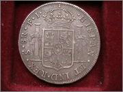 8 Reales 1817 -  Ultimo Duro Realista de la Ceca de Santiago  DCAM0052