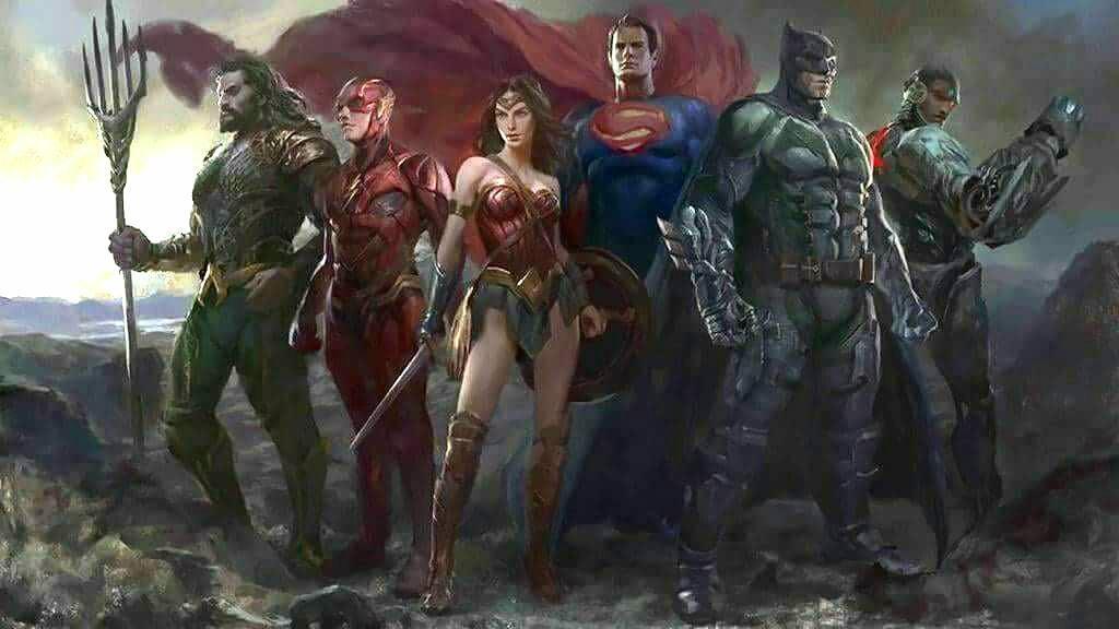 Justice League part 1 de Zack Snyder ( 2017) Finalement ça va se faire ! (avec Josh Whedon aussi!) 22794205_700022220197363_4533996846091075584_n