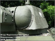Советский средний танк Т-34, музей Polskiej Techniki Wojskowej - Fort IX Czerniakowski, Warszawa, Polska 34_074