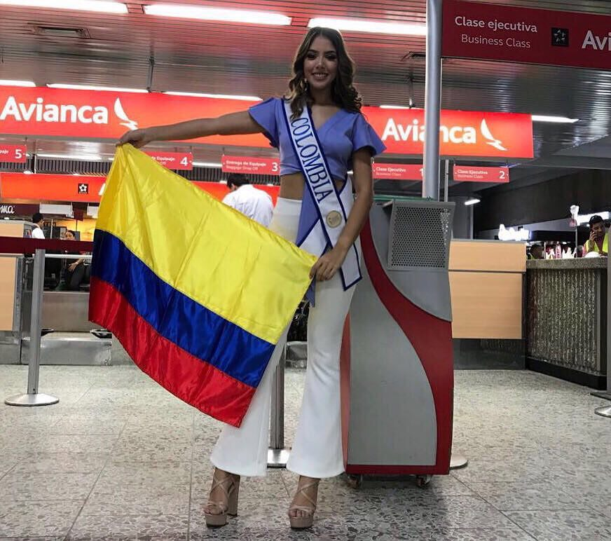 zeguer iguaran issa, miss colombia hispanoamericana 2017. 22636936_124694278203294_832597354702962688_n