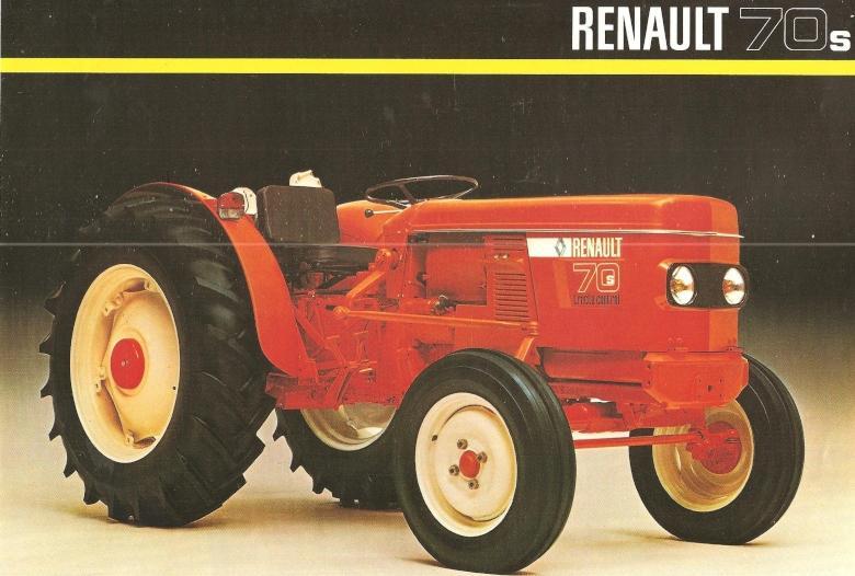 Hilo de tractores antiguos. - Página 39 RENAULT_70_S