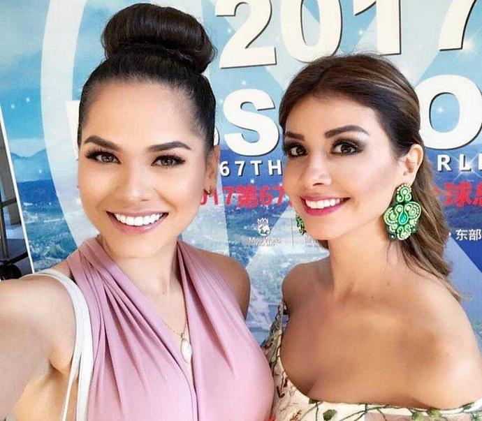 pamela sanchez, candidata a miss peru universo 2019/top 40 de miss world 2017. - Página 3 B7bf6e14f12a6aa2e52a8e6d1f07e9b48e90e825_1_690x603