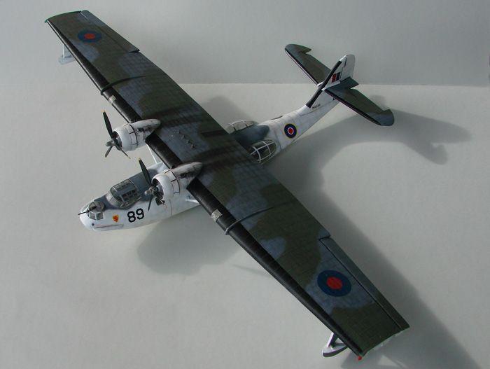 PBY-5A Catalina, REBUILD ,Airfix, 1/72 DSC04305