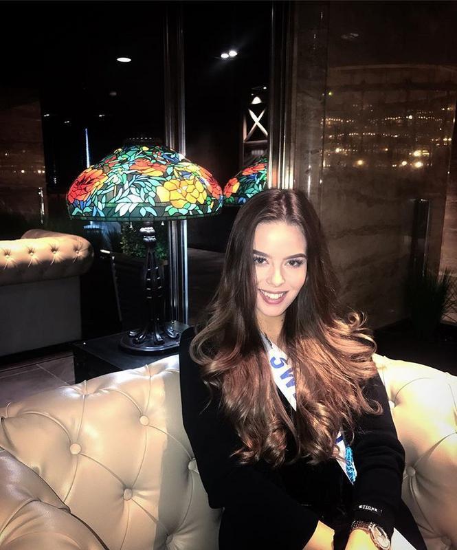 Lina Ljungberg - SWEDEN INTERNATIONAL 2017/UNIVERSE 2019 Smuav4