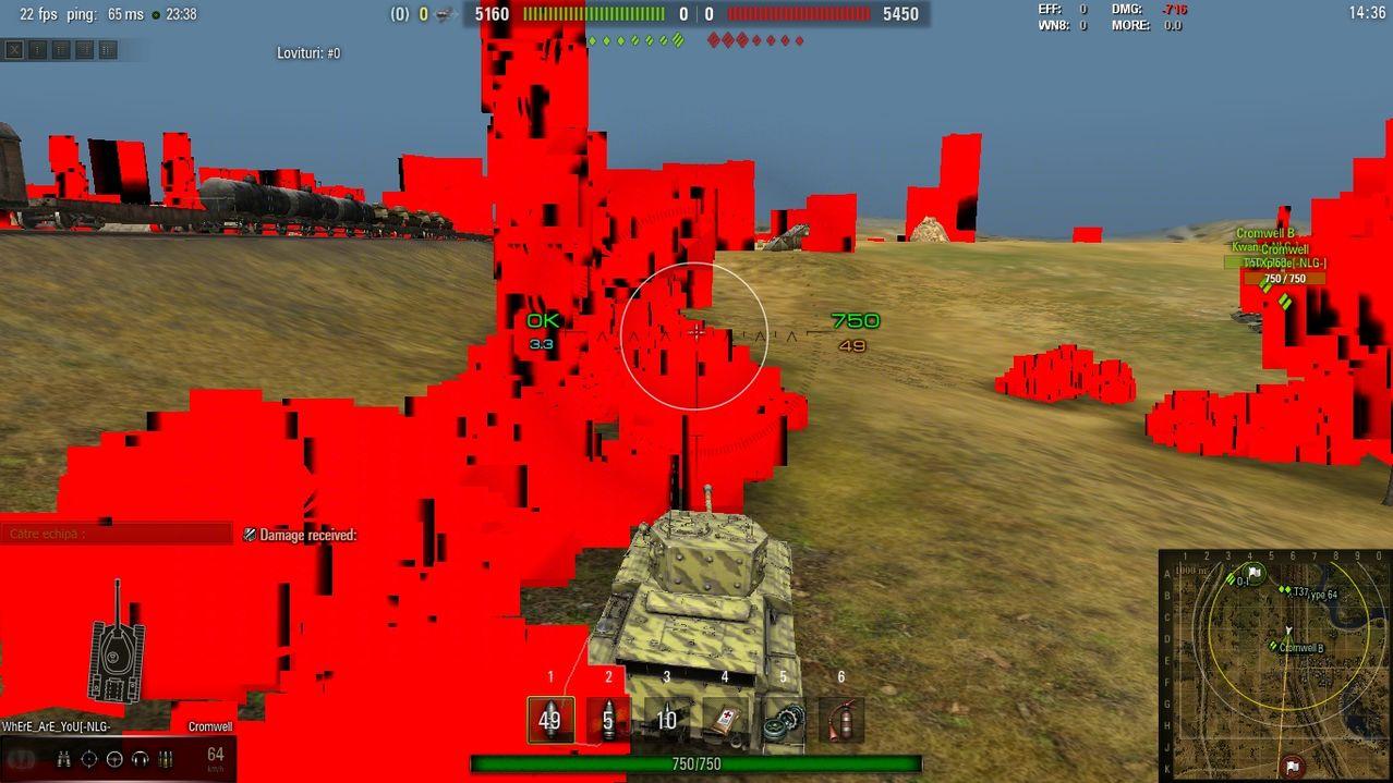 Poze World of Tanks atunci cand pc-ul o ia razna :)) Shot_001