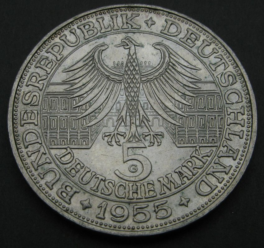 Monedas Conmemorativas de la Republica de Weimar y la Rep. Federal de Alemania 1919-1957 - Página 2 S-l1600_1