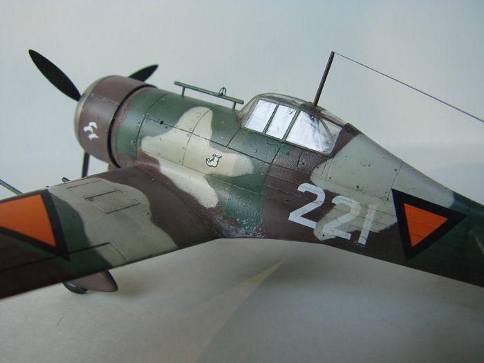 Fokker D.XXI, MPM, 1/72 DSC04178