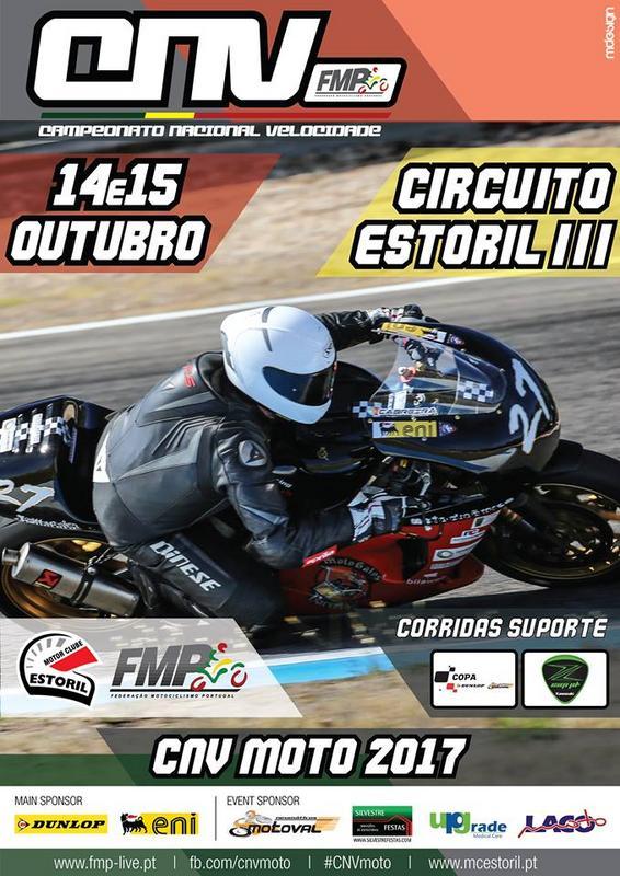 Campeonato Nacional de Velocidade (Estoril) 14 e 15 de Outubro CNV1