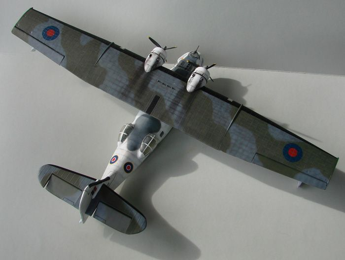 PBY-5A Catalina, REBUILD ,Airfix, 1/72 DSC04306