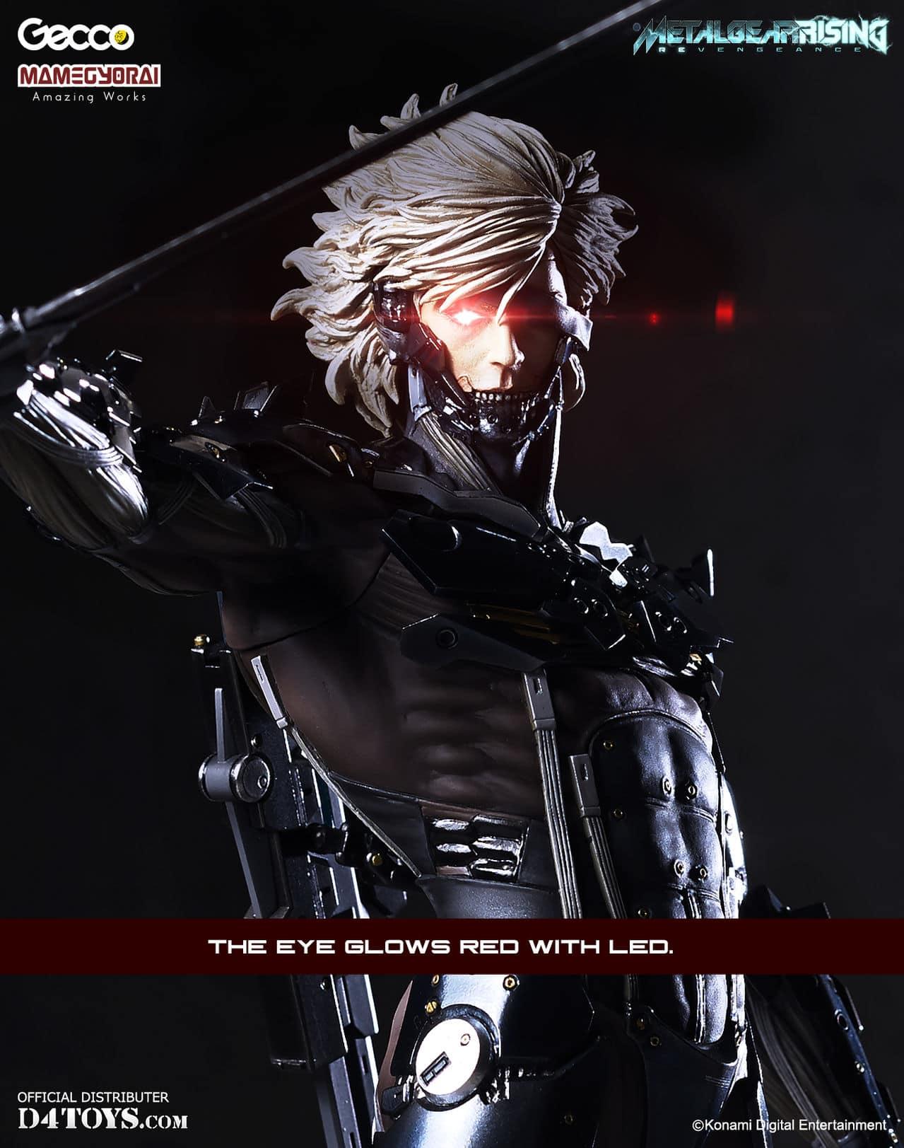 [Gecco,  Mamegyorai] Metal Gear Rising: Revengeance - RAIDEN White Armor 1/6 - SDCC2015 Exclusive - Página 2 D4_op04