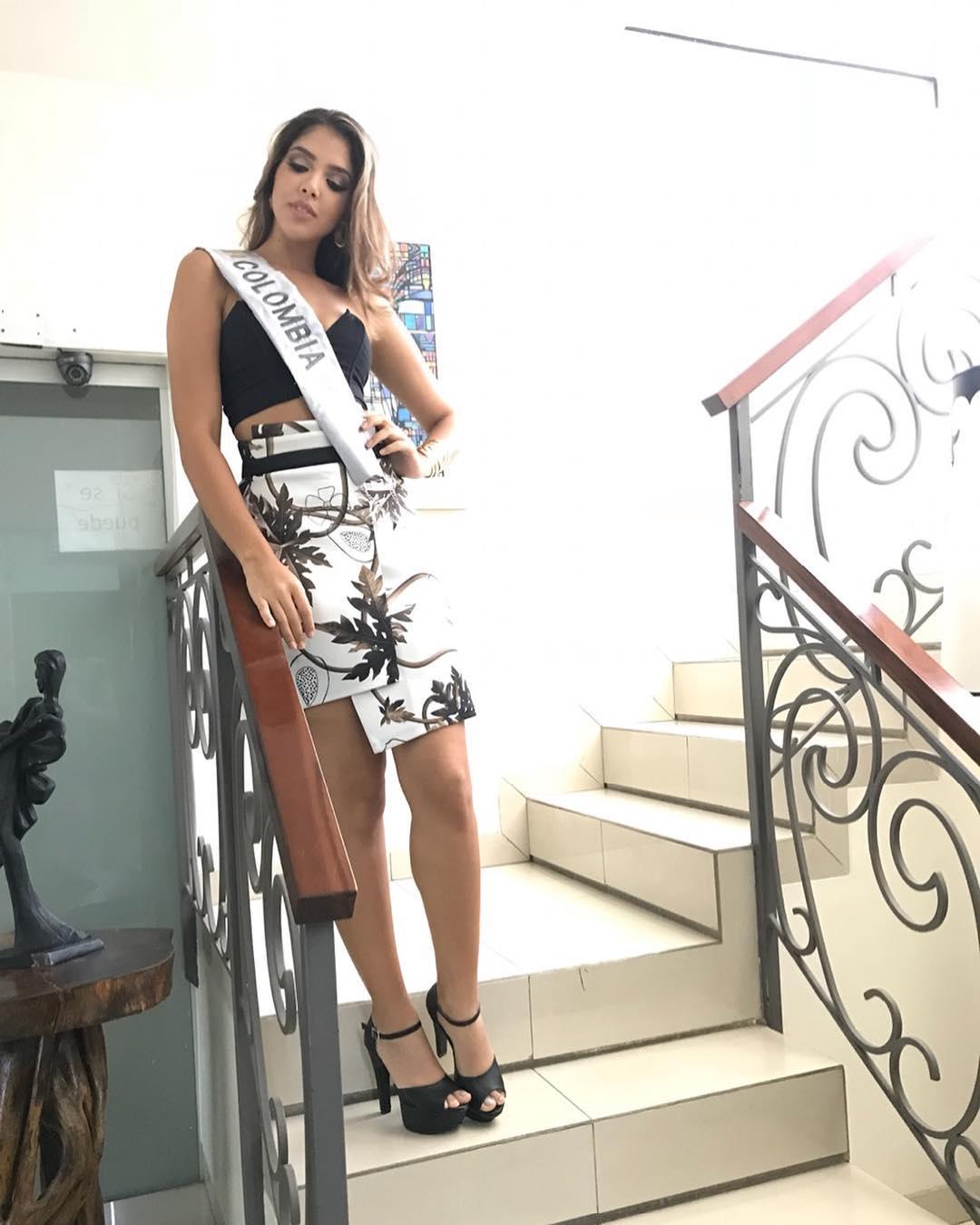 zeguer iguaran issa, miss colombia hispanoamericana 2017. - Página 2 22710146_312761149211803_2134417653110931456_n