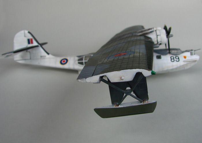 PBY-5A Catalina, REBUILD ,Airfix, 1/72 DSC04315