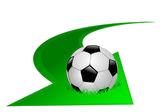 Peticiones de partidos y resubidas Depositphotos_3294003-stock-illustration-arrow-with-soccer-ball