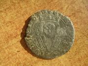 Cuarto de Enrique IV de Castilla 1454-1474 Jaén IMG_9689