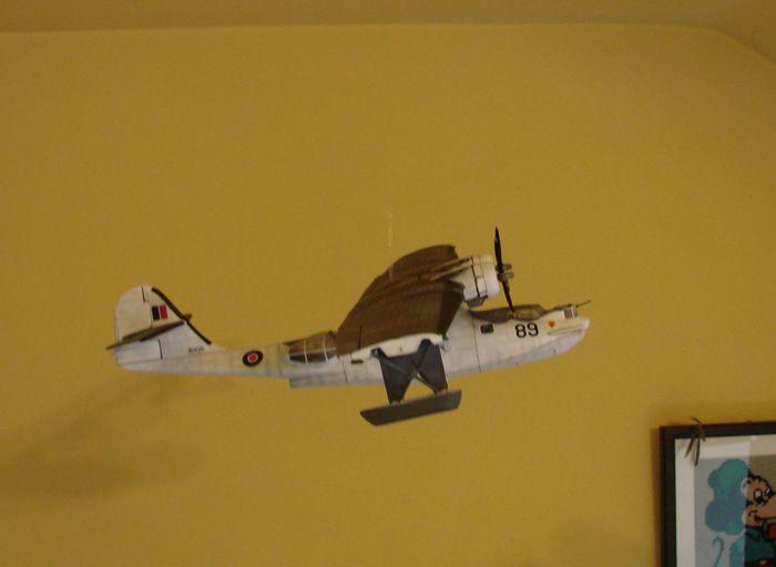 PBY-5A Catalina, REBUILD ,Airfix, 1/72 DSC04325