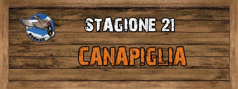 Canapiglia - ST. 21 CANAPIGLIA