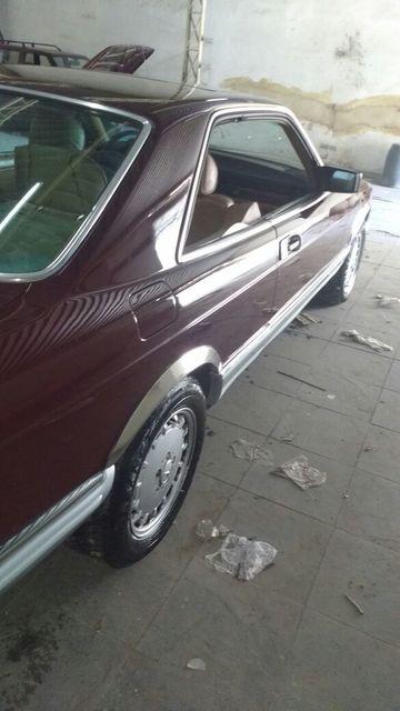 C126 500SEC 1983 - R$ 48.000,00 Zap1