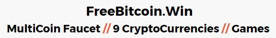 FreeBitcoin - freebitcoin.win Freebitcoin