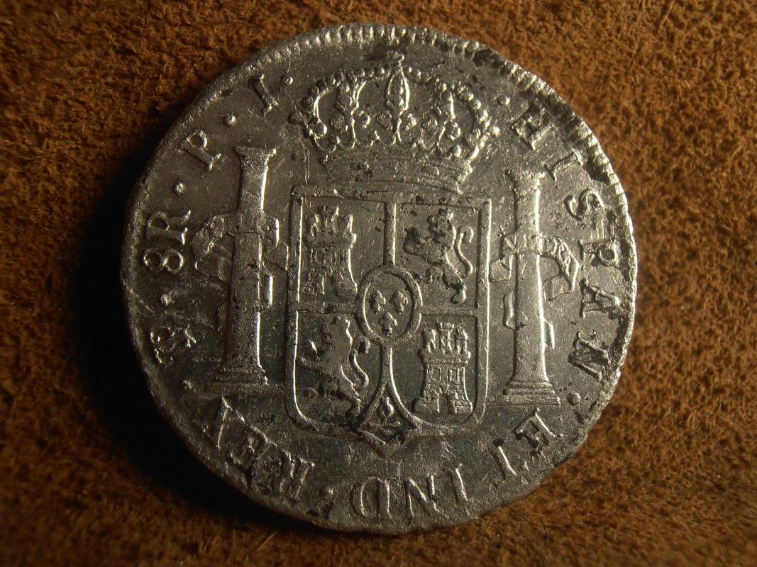 8 Reales 1823. Fernando VII. Potosí PA150014