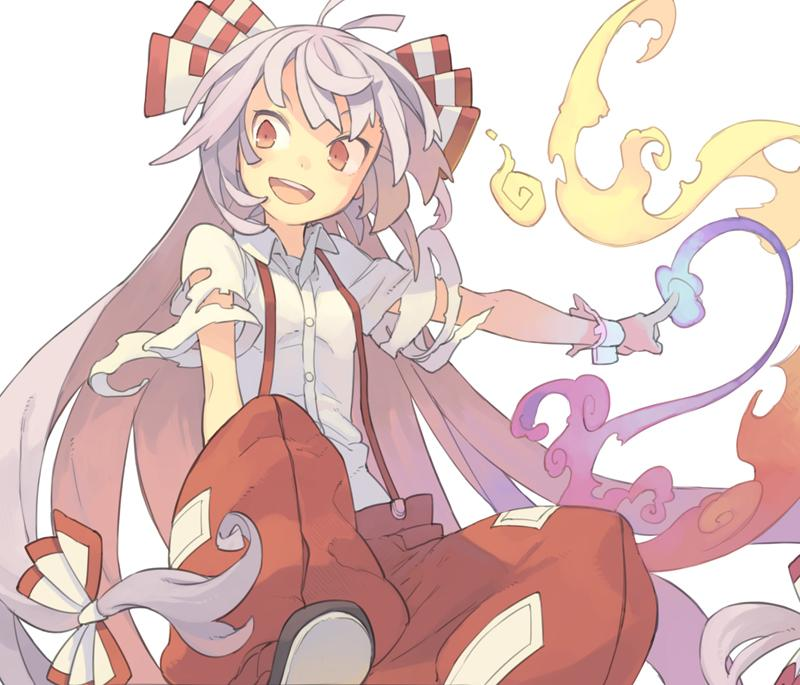 White Demon Fujiwara_no_mokou_touhou_drawn_by_morino_hon_e425aa94966ff2b9