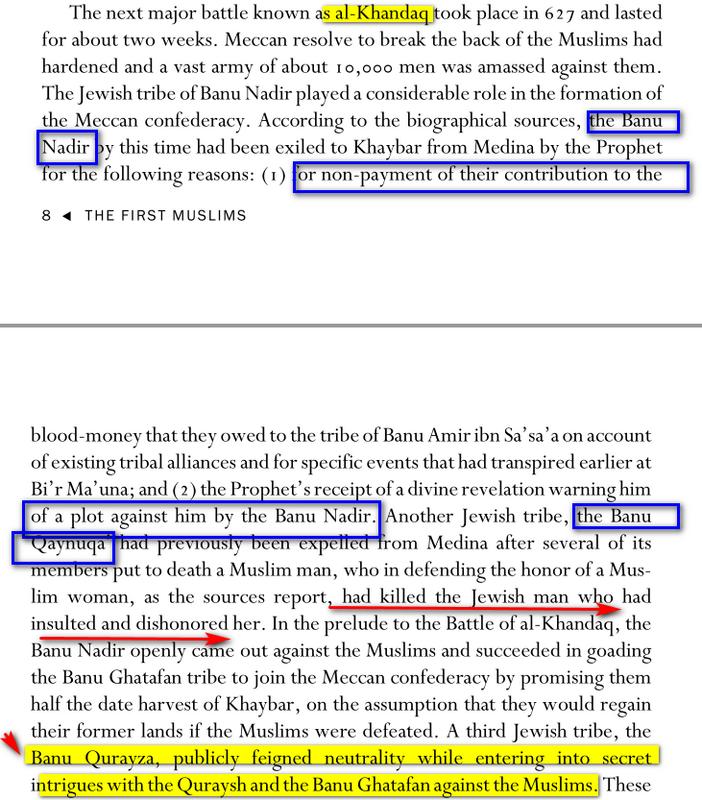 Mahomet Trahi par les Juifs Image