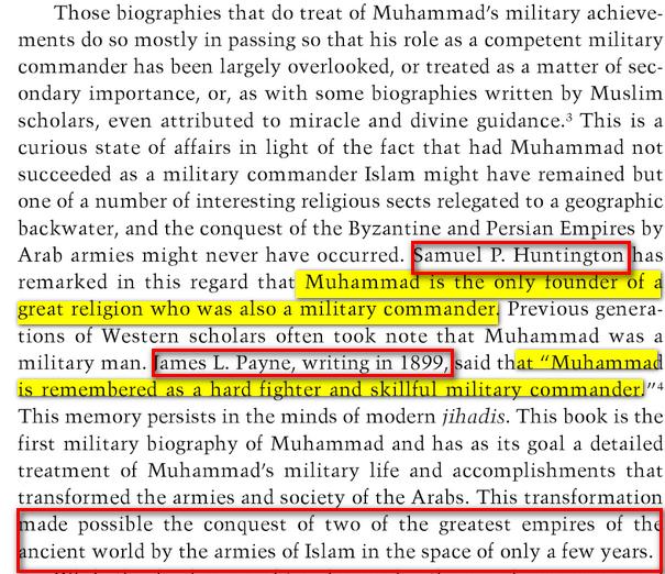 Mahomet cet génie militaire ce Grand général Image