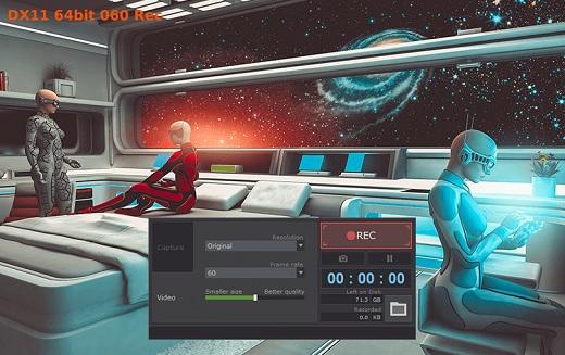 Movavi Game Capture v5.2.0 Multilingual Image