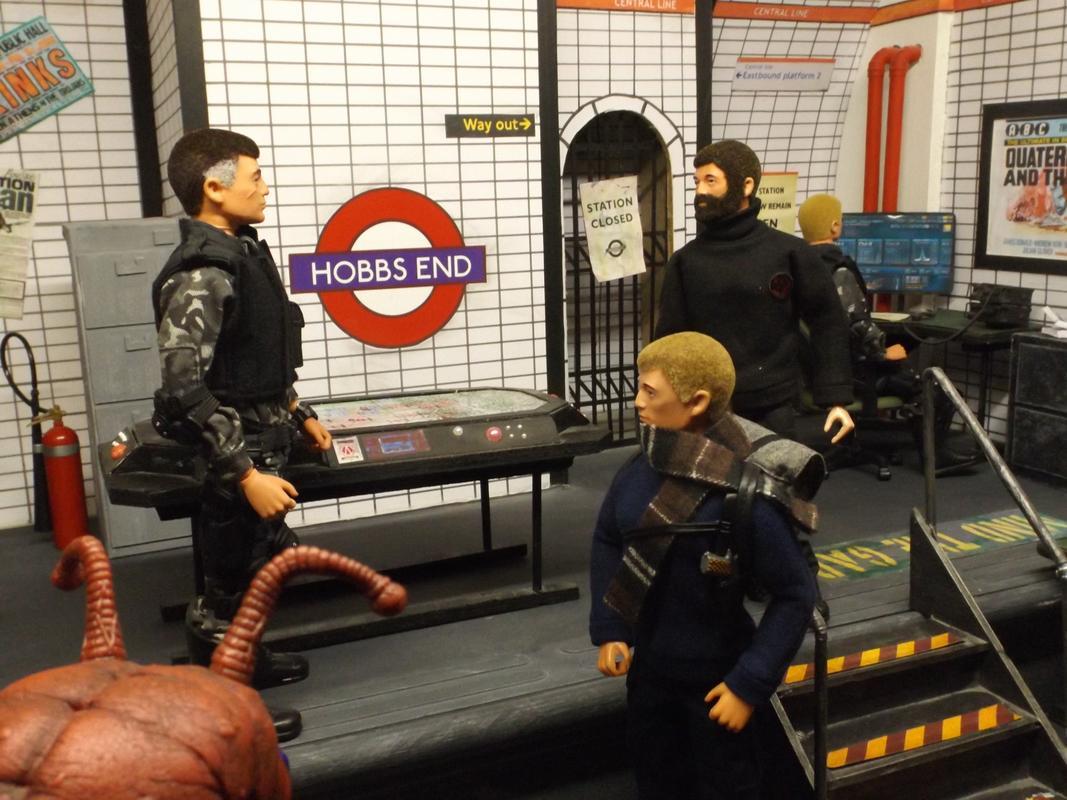 Tom K visits Hobbs End. DSCF5655