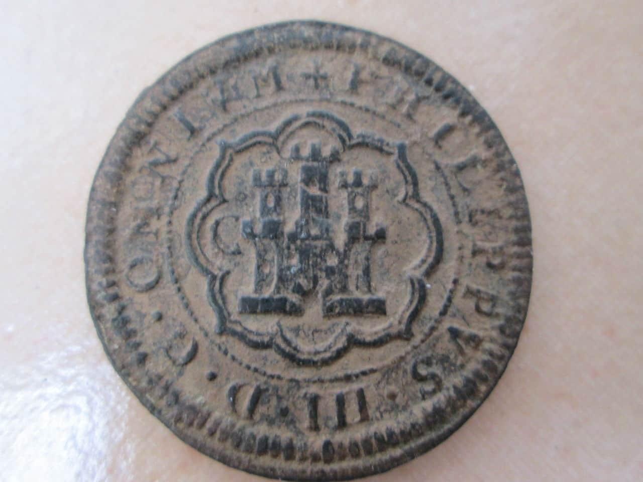 4 maravedís de Felipe III, 1599, tipo omnivm, Segovia. IMG_0752