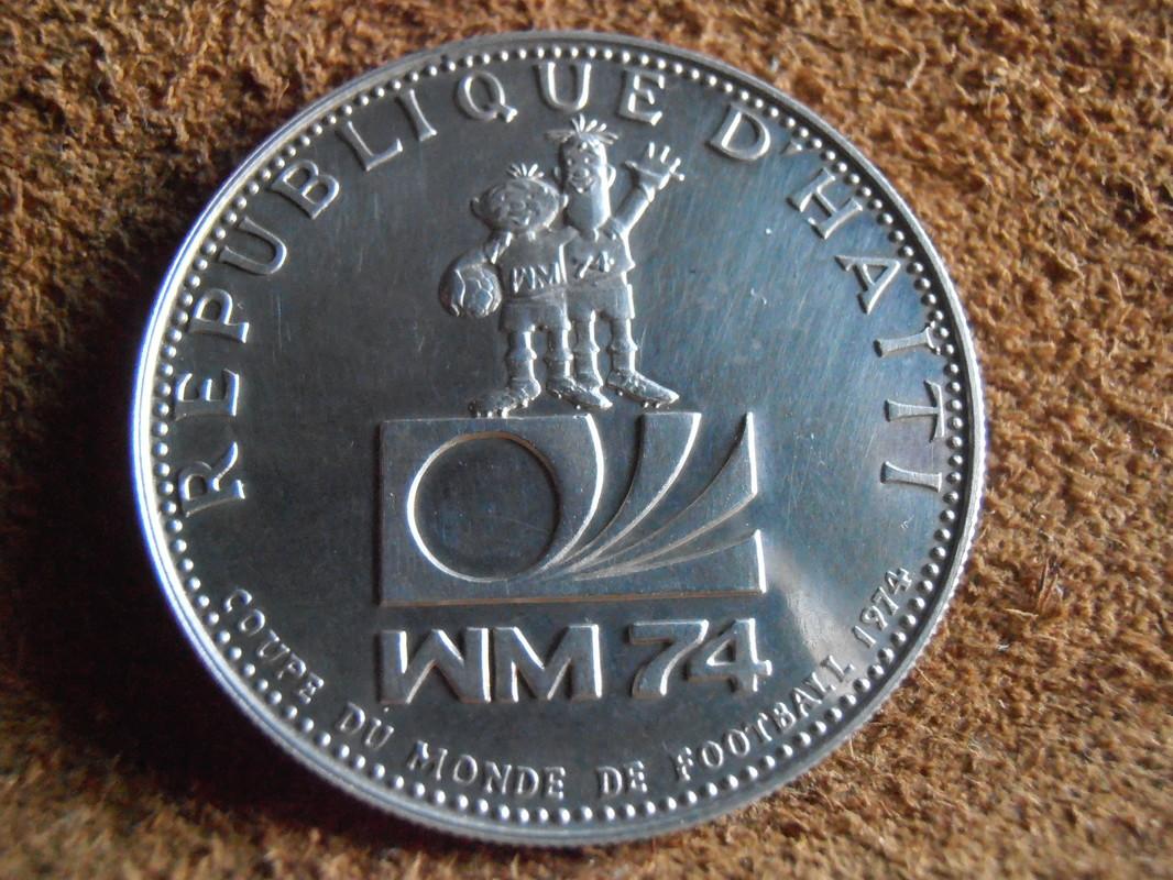 25 Gourdes 1973 Haití  P3280009