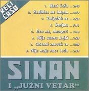 Sinan Sakic  - Diskografija  Sinan_1989_uz