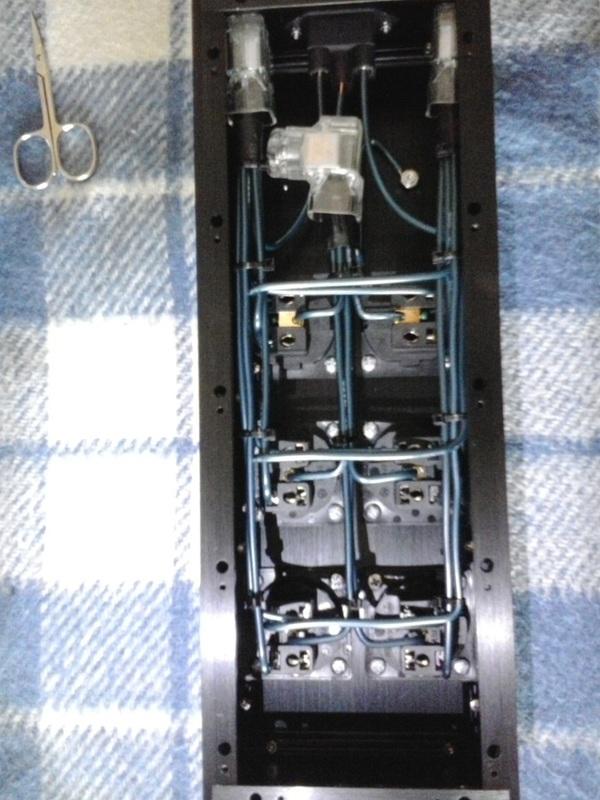 L'impianto di mbmf Dr1